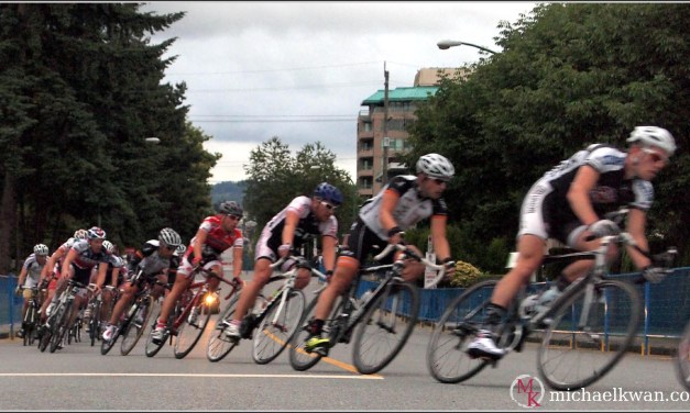 Giro di Burnaby 2011 Road Bicycle Race
