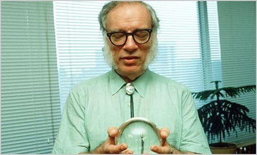 Sunday Snippet: Isaac Asimov