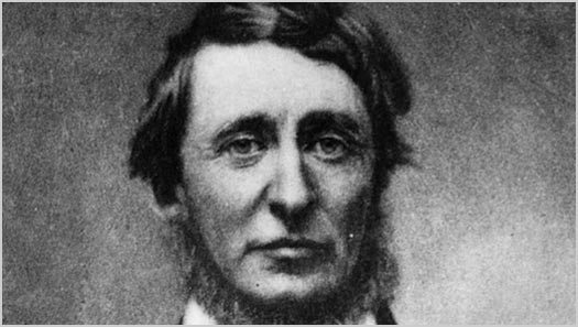 Sunday Snippet: Henry David Thoreau