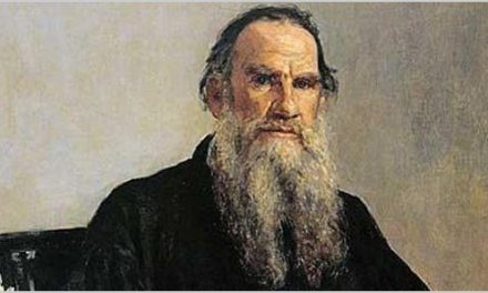 Sunday Snippet: Leo Tolstoy