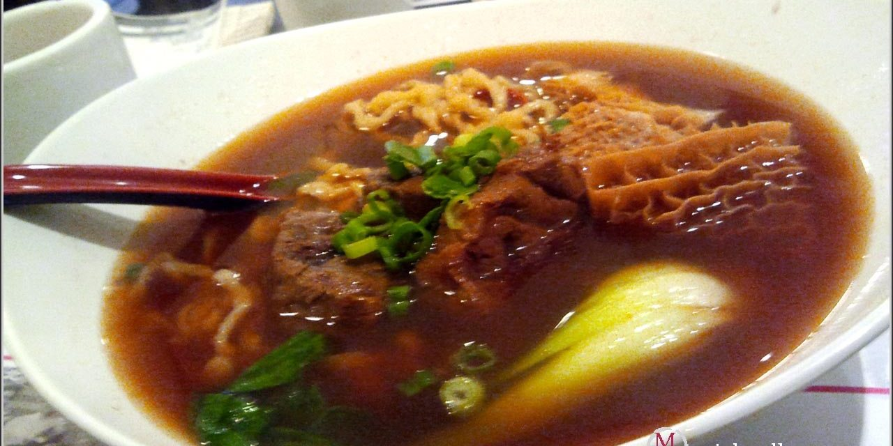 Chef Hung Taiwanese Beef Noodle, Richmond