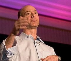 Sunday Snippet: Amazon's Jeff Bezos