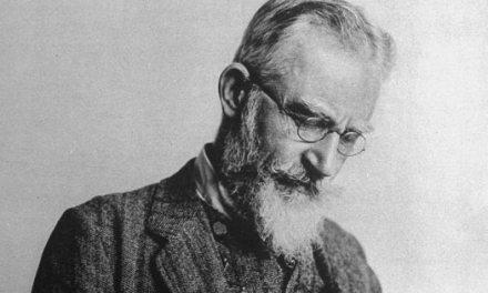 Sunday Snippet: George Bernard Shaw