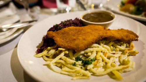 What's Up Wednesdays: Pork Schnitzel and Sous Vide Turkey