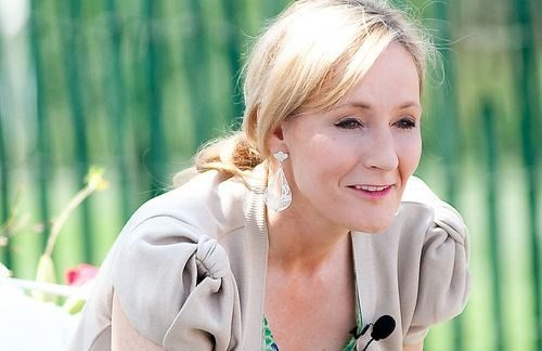 JK Rowling by Daniel Ogren (fast50 on Flickr)