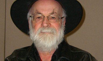 Sunday Snippet: Terry Pratchett