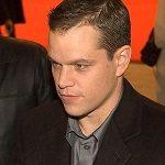 Sunday Snippet: Matt Damon