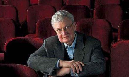 Sunday Snippet: Roger Ebert (1942-2013)