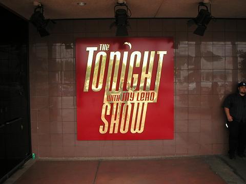 LA Report: NBC Studio Tour