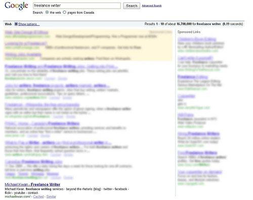 A Search Engine Ranking Achievement