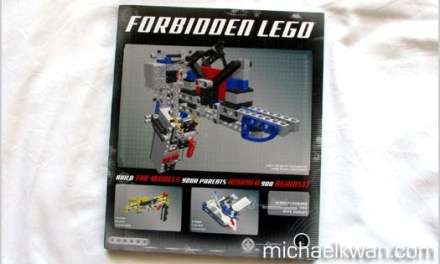 Building More with Forbidden Lego
