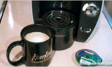 Bosch T45 Suprema Tassimo Brewbot (Videos)