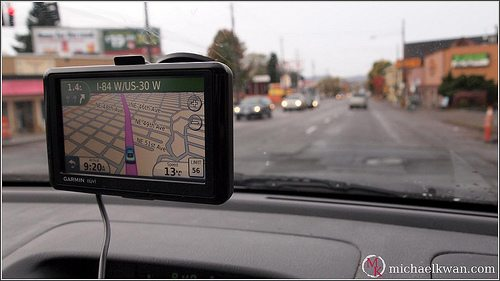 Why I Bought the Garmin nuvi 1390LMT GPS