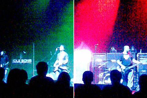 Three Days Grace rocks the Centre