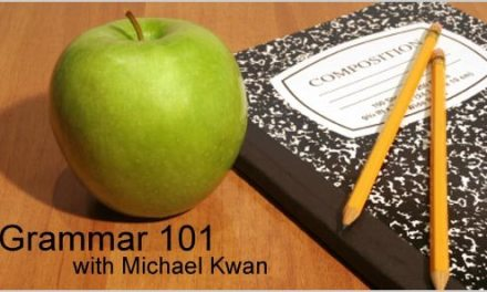 Grammar 101: On Principles and Principals