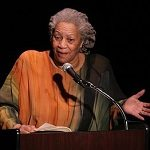 Sunday Snippet: Toni Morrison on Books