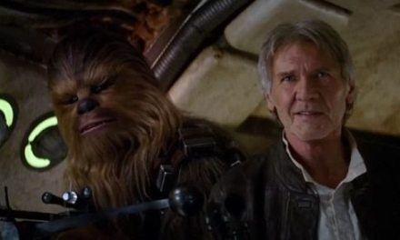 Sunday Snippet: Han Solo (Star Wars)