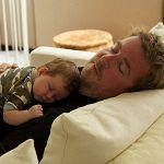 The Hyper Awareness of a Sleep-Deprived Dad