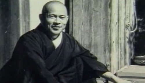 Sunday Snippet: Shunryu Suzuki on Possibilities