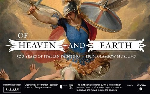 Giveaway: Win Tickets to Of Heaven and Earth at Vancouver Art Gallery