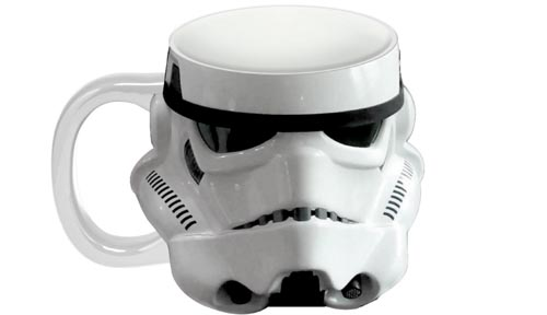 Storm Trooper Mug (Star Wars)
