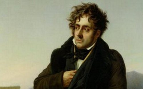 Sunday Snippet: Francois-Rene de Chateaubriand