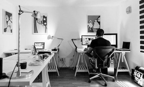 How My Home Office Work Environment Has Changed in 10 Years