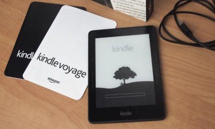 Tech Tuesday: Amazon Kindle Voyage Unboxing Video