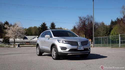 Test Drive: 2016 Lincoln MKC Luxury SUV