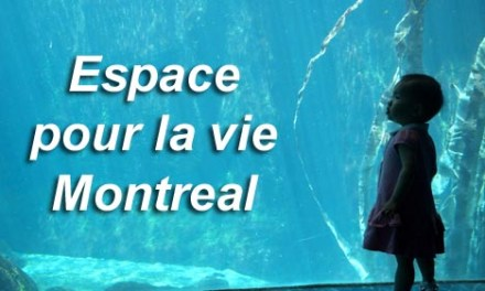 A Visit to Espace Pour La Vie in Montreal
