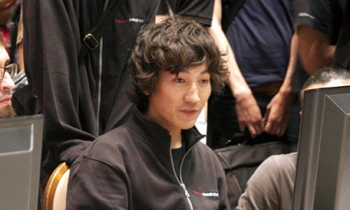 Sunday Snippet: Daigo Umehara