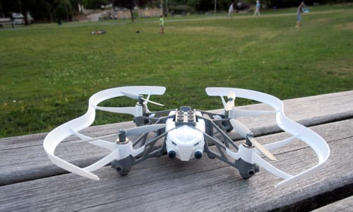 Video: My First Mini Drone Flying Experience