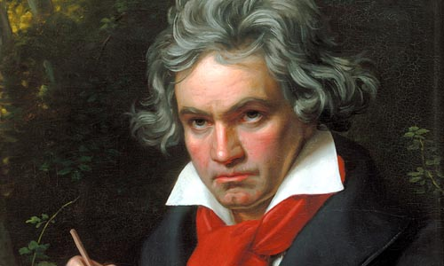 Sunday Snippet: Ludwig van Beethoven (1770-1827)