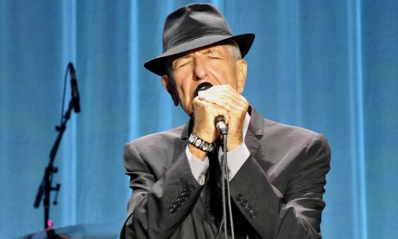 Sunday Snippet: Leonard Cohen (1934-2016)