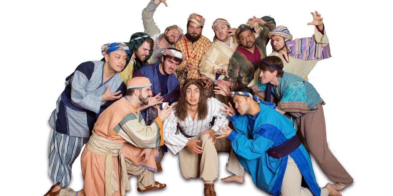 Joseph and the Amazing Technicolor Dreamcoat at Michael J. Fox Theatre