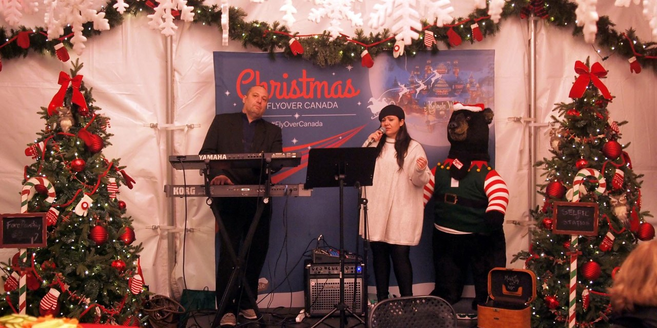 A FlyOver Canada Christmas Special (Video)