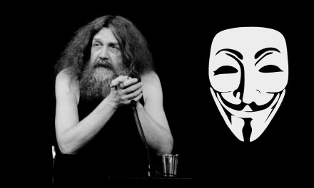 Sunday Snippet: Alan Moore (V for Vendetta)
