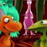 Netflix Programming for the Dinosaur-Obsessed Toddler