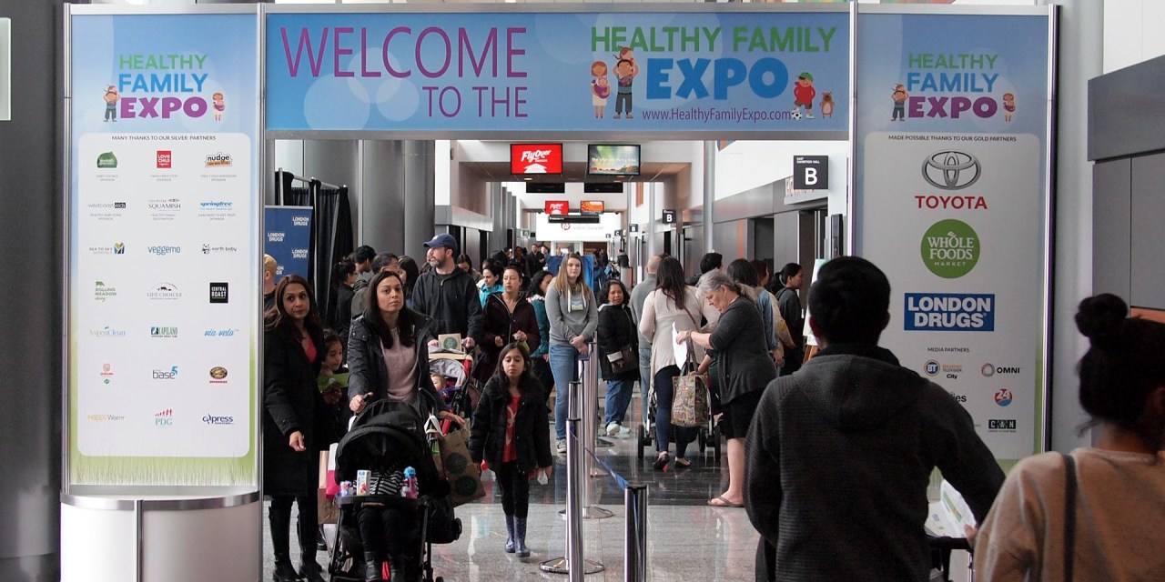 Vlog #17: Healthy Family Expo