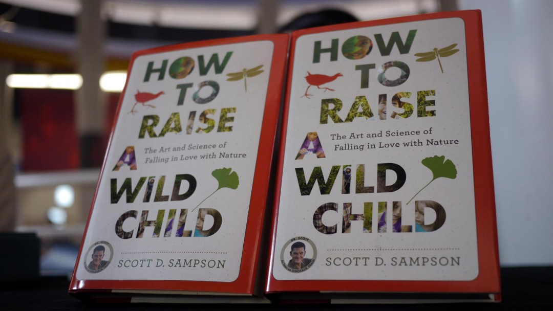 How to Raise a Wild Child, by Dr. Scott Sampson