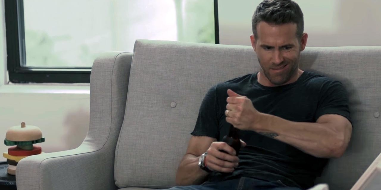 Sunday Snippet: Ryan Reynolds on Father's Day