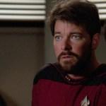Sunday Snippet: William T. Riker (Star Trek: TNG)