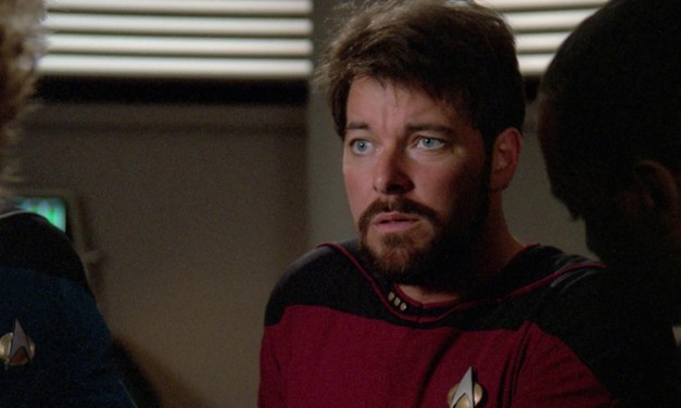 Sunday Snippet: William T. Riker (Star Trek: TNG)
