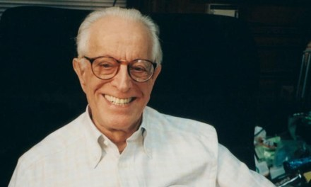 Sunday Snippet: Albert Ellis (1913-2007)