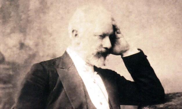 Sunday Snippet: Pyotr Ilyich Tchaikovsky (1840-1893)