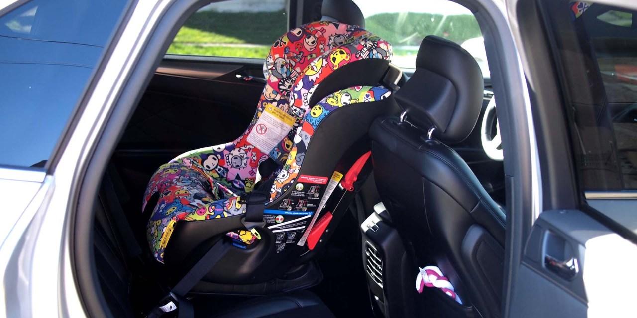 Sunday Snippet: Dr. Benjamin Hoffman on Car Seats