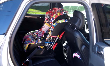 Sunday Snippet: Dr. Benjamin Hoffman on Car Seats