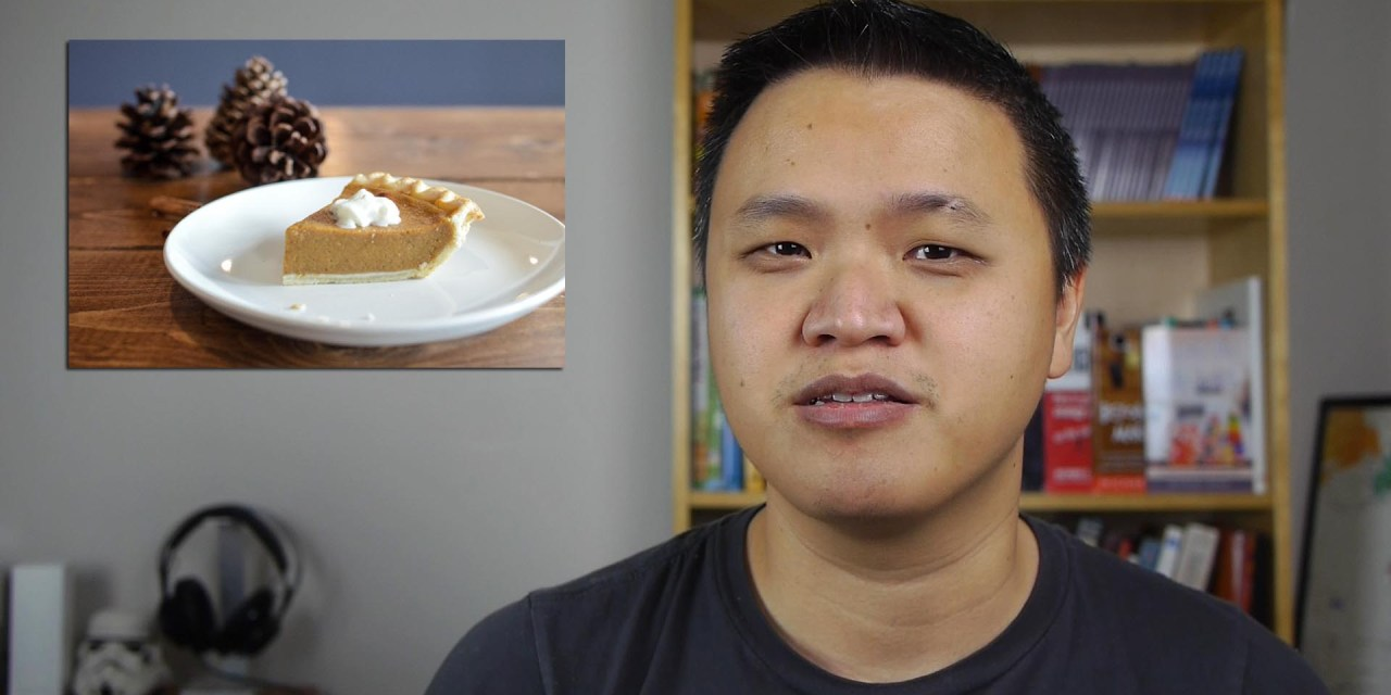 Vlog #51: Thanksgiving Thankfulness