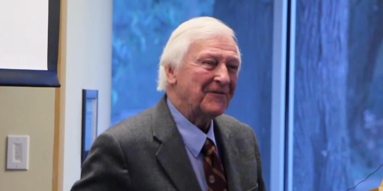 Sunday Snippet: Peter Harnetty (UBC Professor Emeritus)