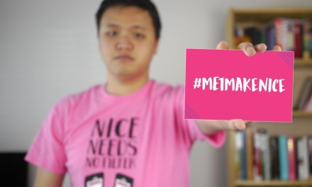 Participate in #METMakeNice Pink Shirt Day (Win a $500 Shopping Spree)
